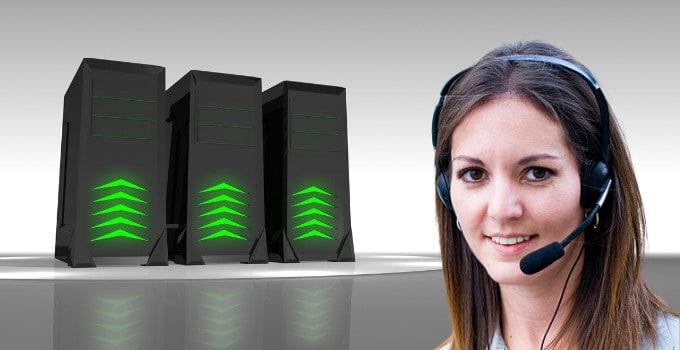 Good Blog Host Server Support