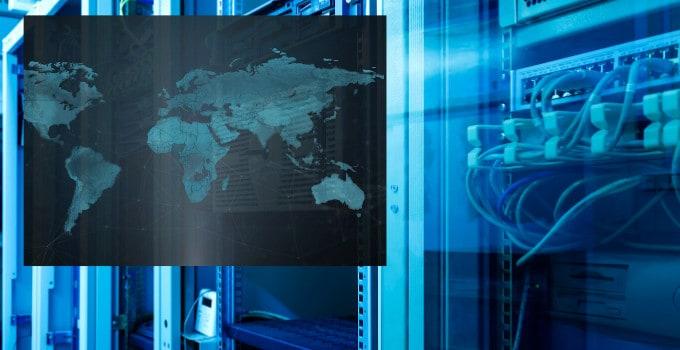 Blog Host Server Location