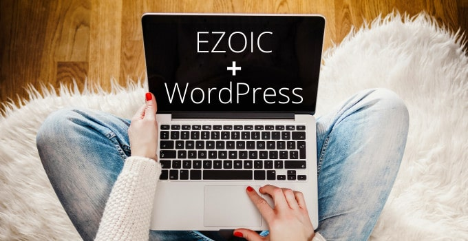 Configure Ezoic for WordPress
