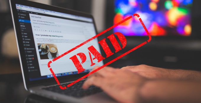 Premium WordPress Theme Paid