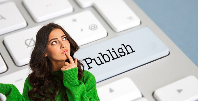 Where is The Publish Button on WordPress: Illustrated Guide
