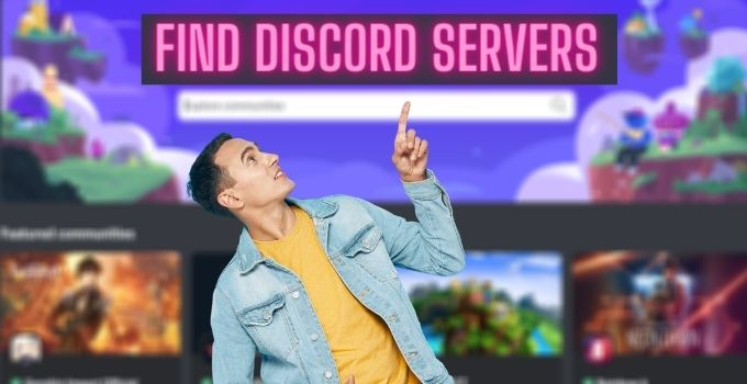 Find Discord Servers on Discord