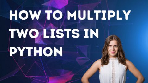 How to Multiply Two Lists in Python