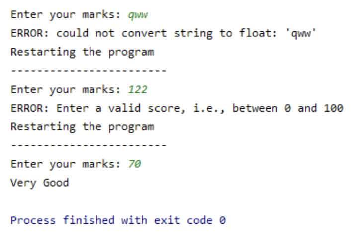 Python Restart a program output