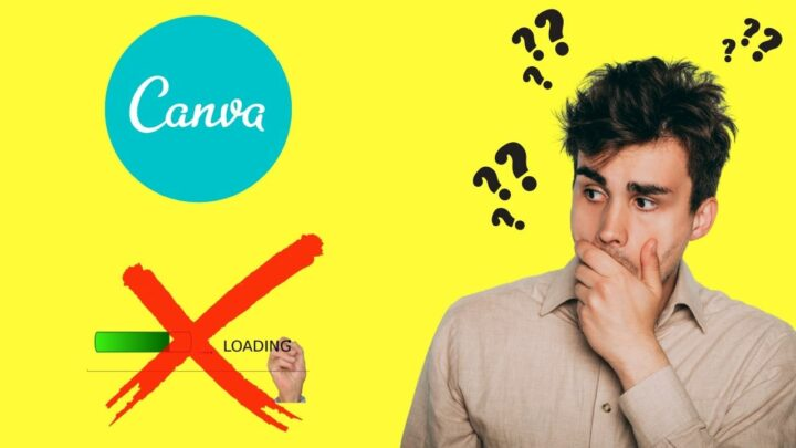 Why is Canva not Working? Well, here's why!