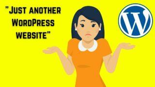 Just another WordPress website
