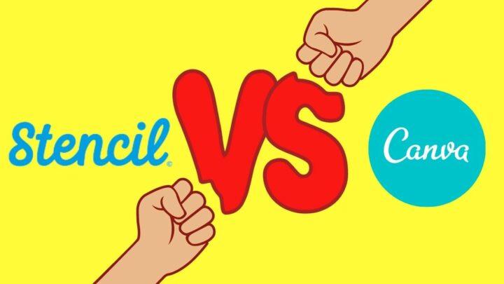 Stencil vs. Canva — Here's The Deal