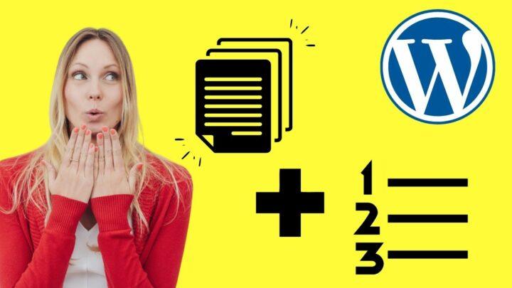WordPress Pagination (Plugins) in a Nutshell