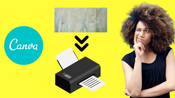 How To Print In Canva — 2 Easy Methods