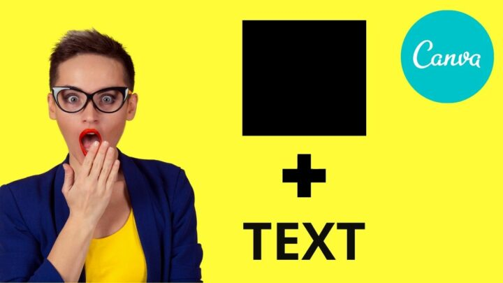 How To Fill A Text Box With Color in Canva: 8-Step-Tutorial