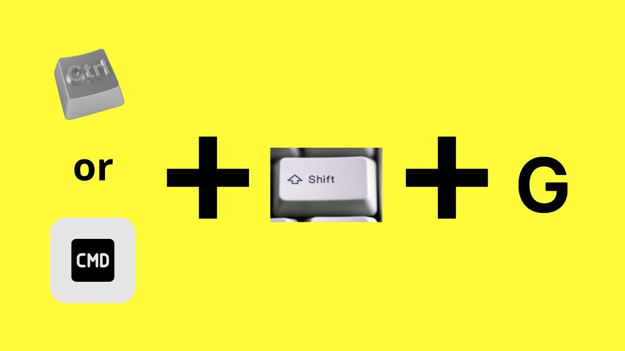 Ungroup Keyboard Shortcut