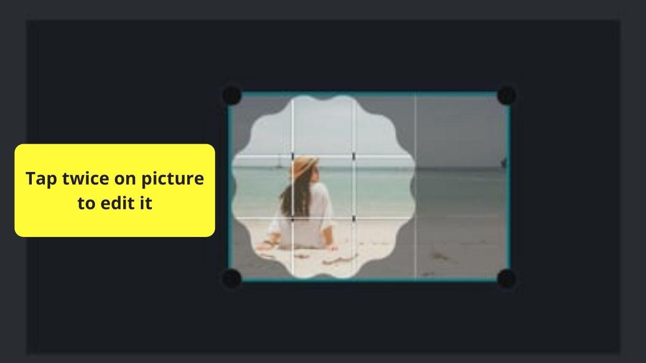 Adjusting Picture Inside the Frame