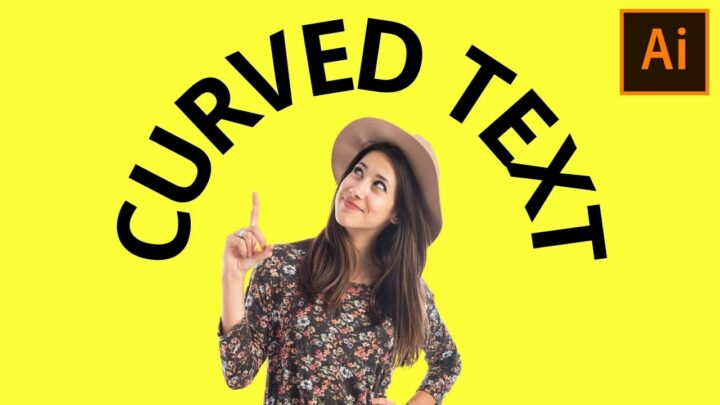 How to Curve Text in Illustrator in 6 Easy Steps