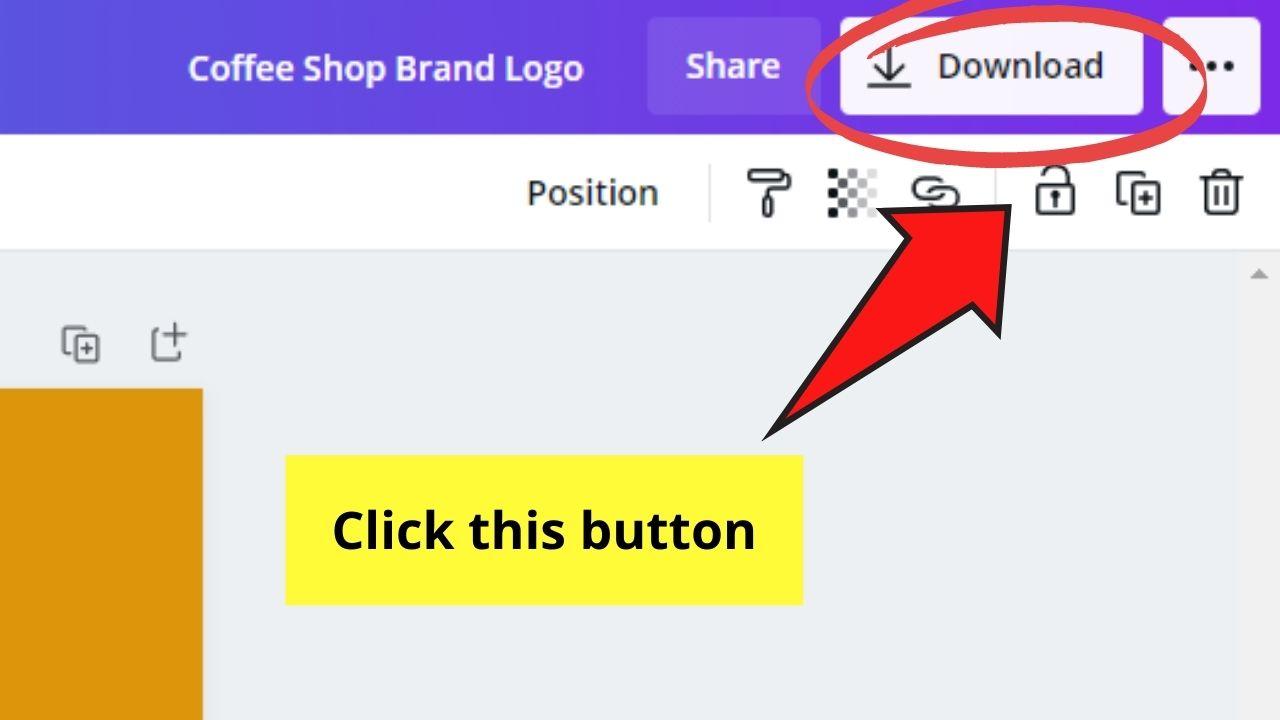 Downloading Logo