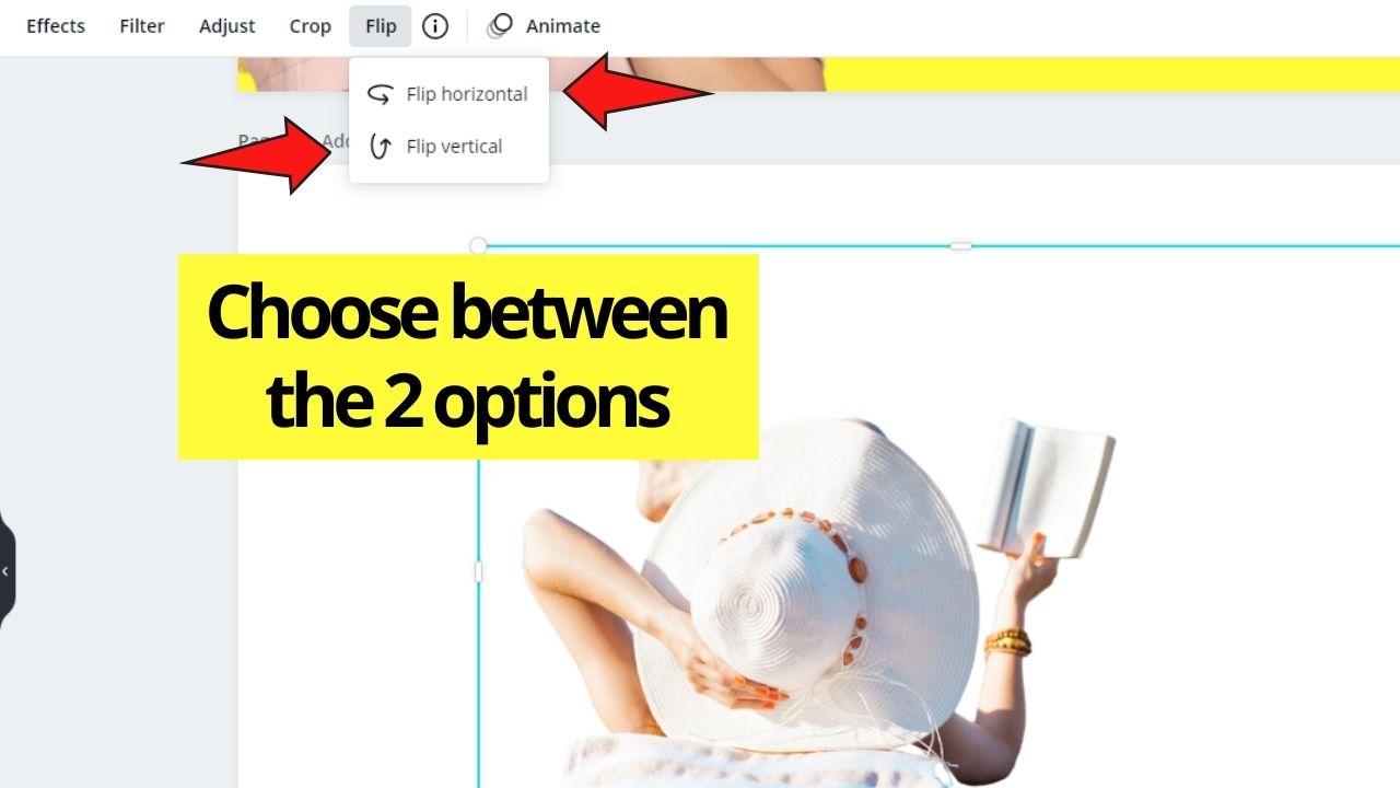 Flip Options