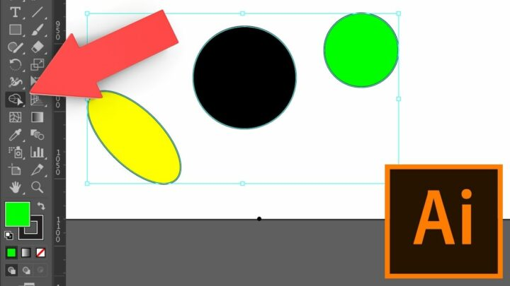 Illustrator: How to Use the Shape Builder Tool