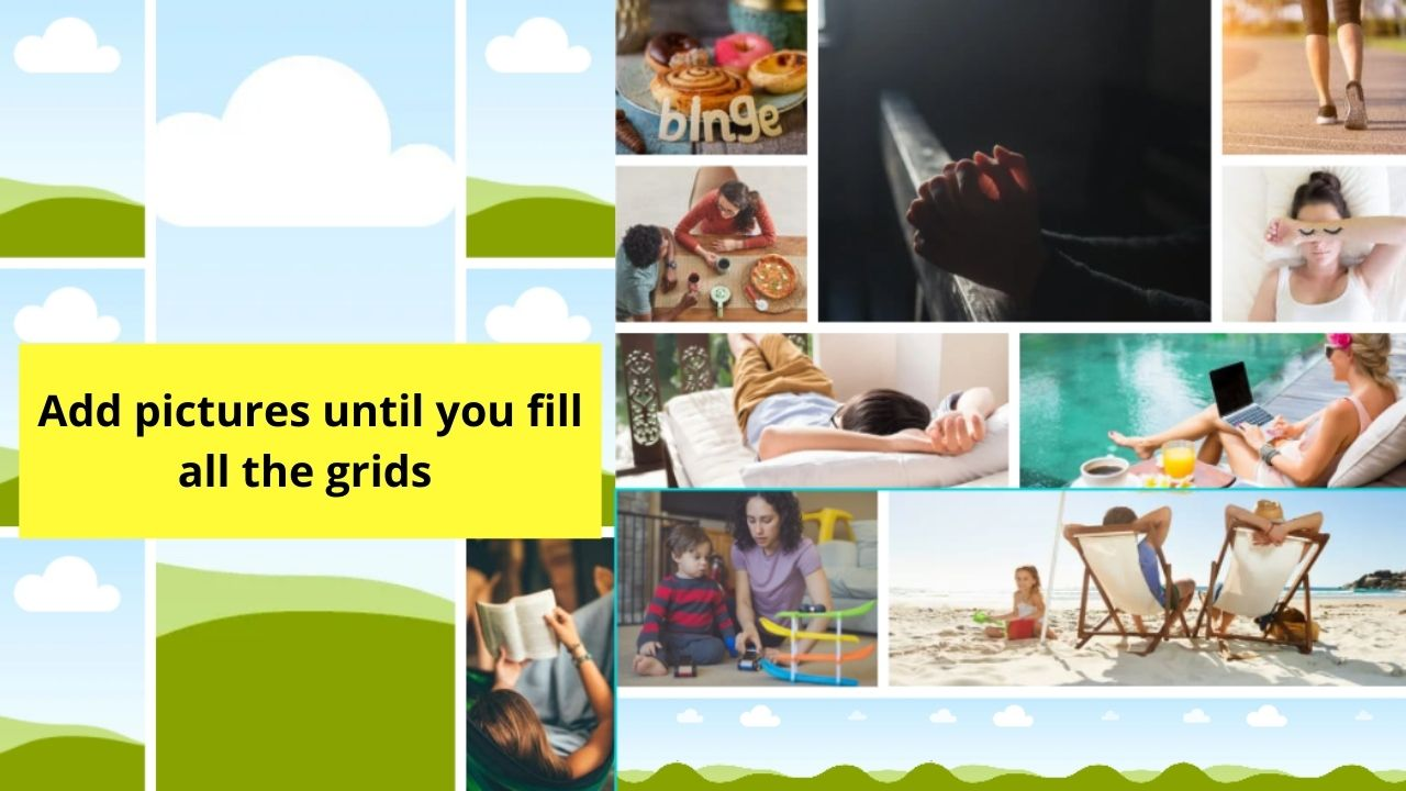 Adding Pictures to Grids