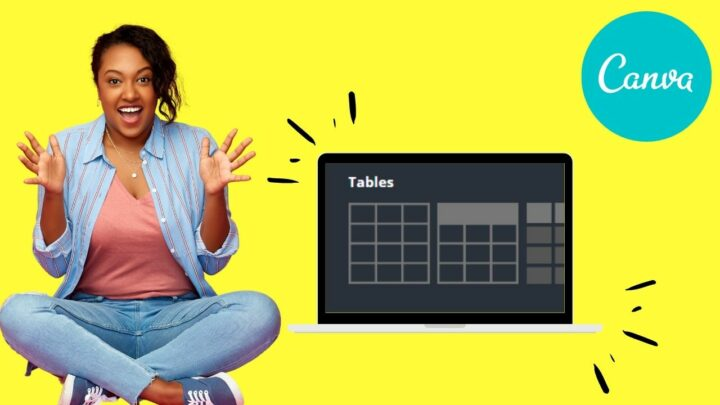 Adding Tables in Canva — Don't Miss This Update!