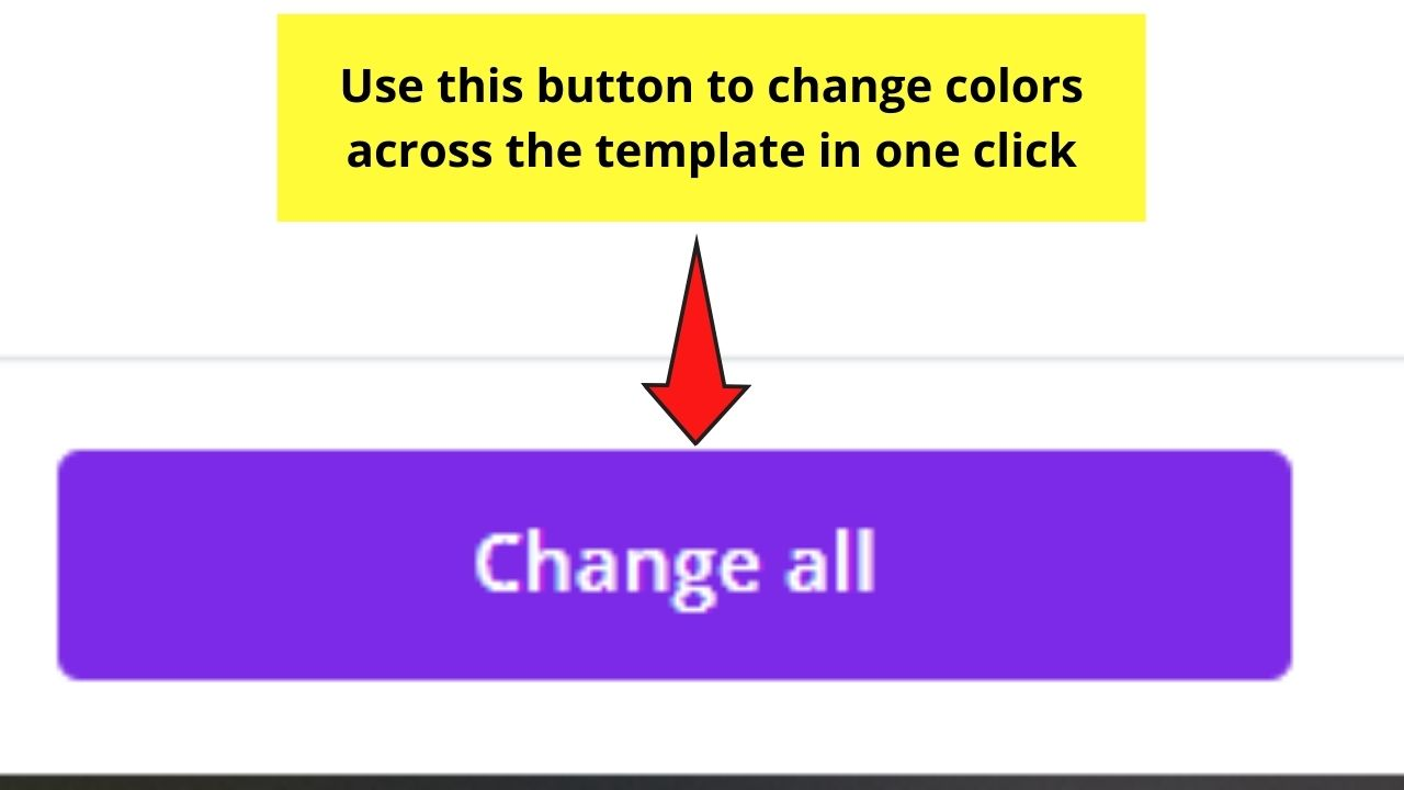 Change All Button