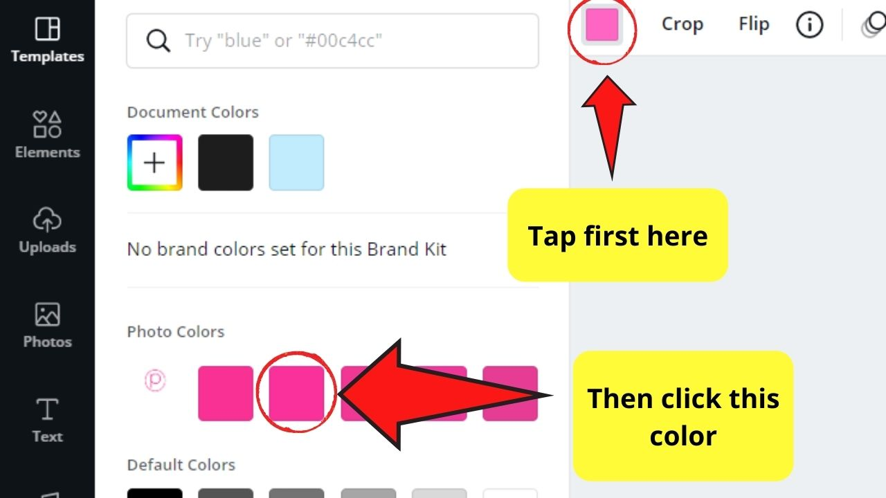 Changing Image Color