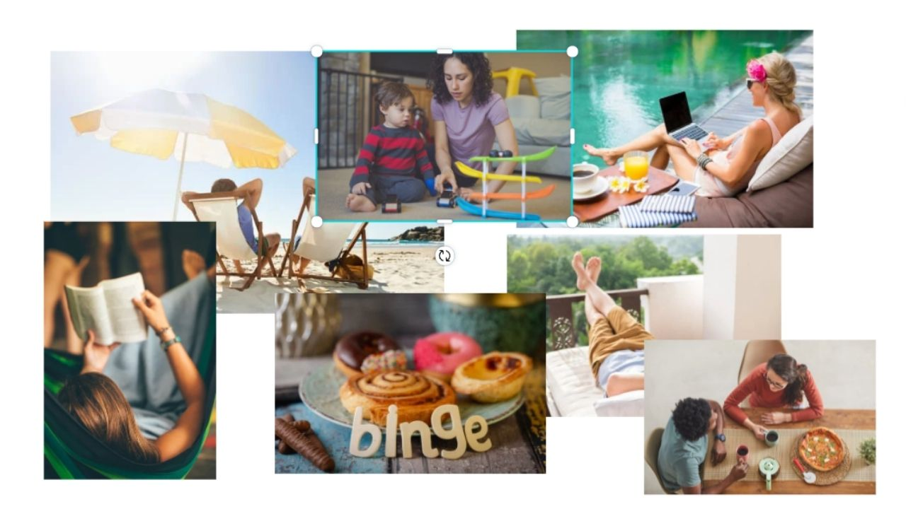 Clicking and Dragging Pictures on Canvas