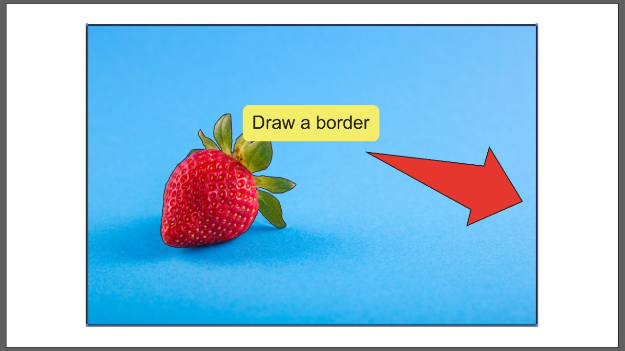 How To Erase Part Of An Image In Illustrator Step 6