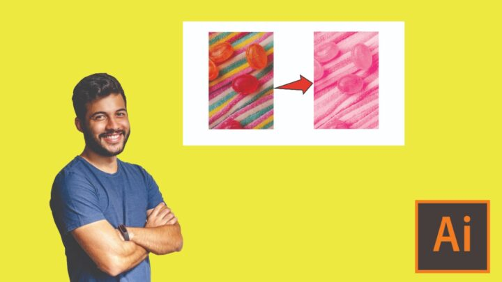 How to Change the Color of an Image in Illustrator — Guide