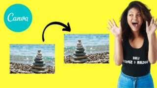 How to Mirror an Image in Canva