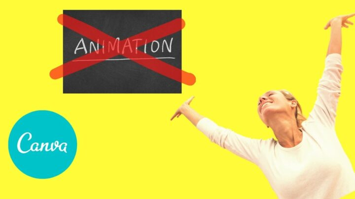 How to Remove Animations in Canva — It's that Easy