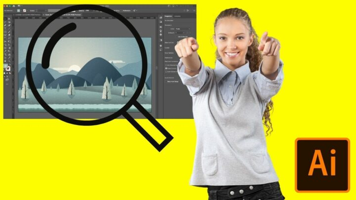 How to Zoom in Illustrator – Step-by-step Guide