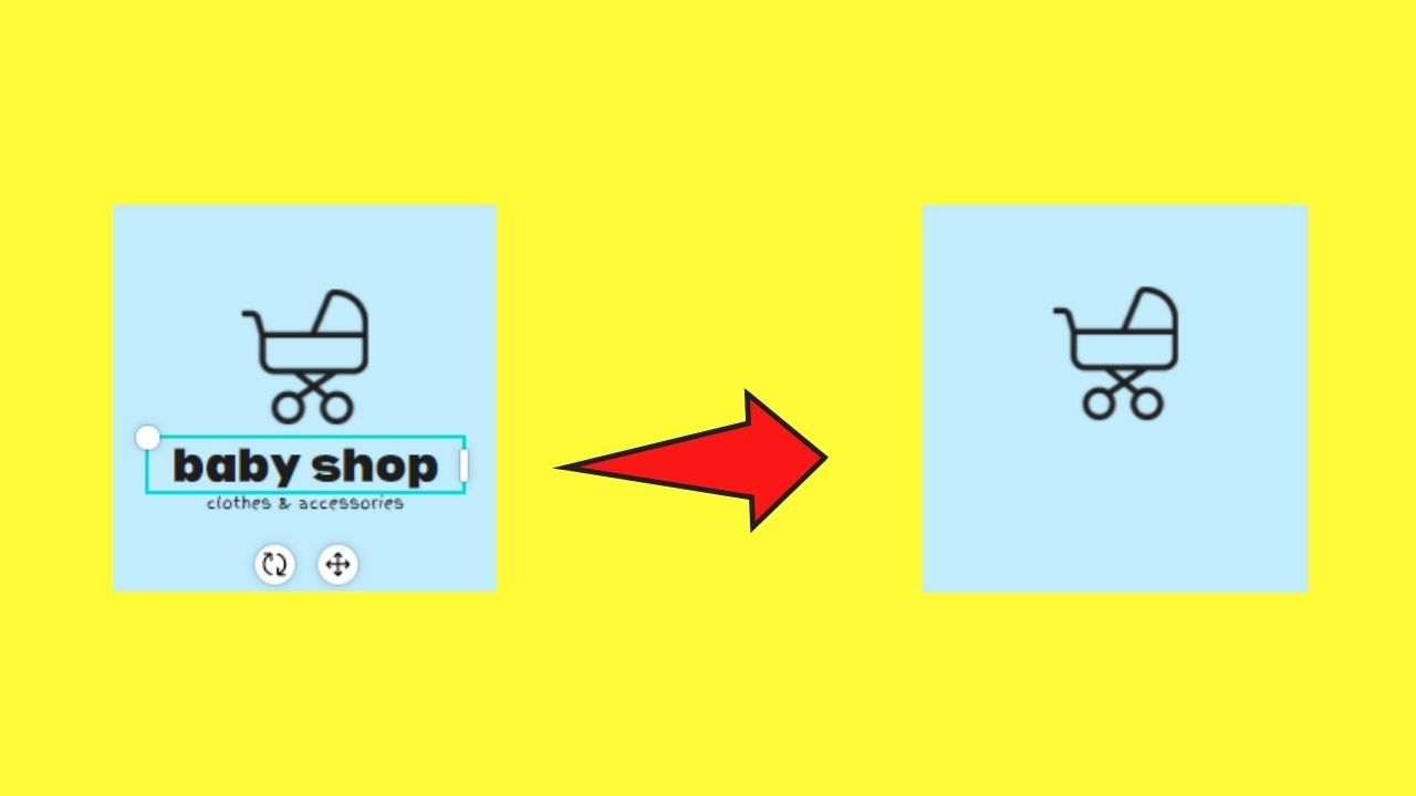 Removing Text from Favicon Template