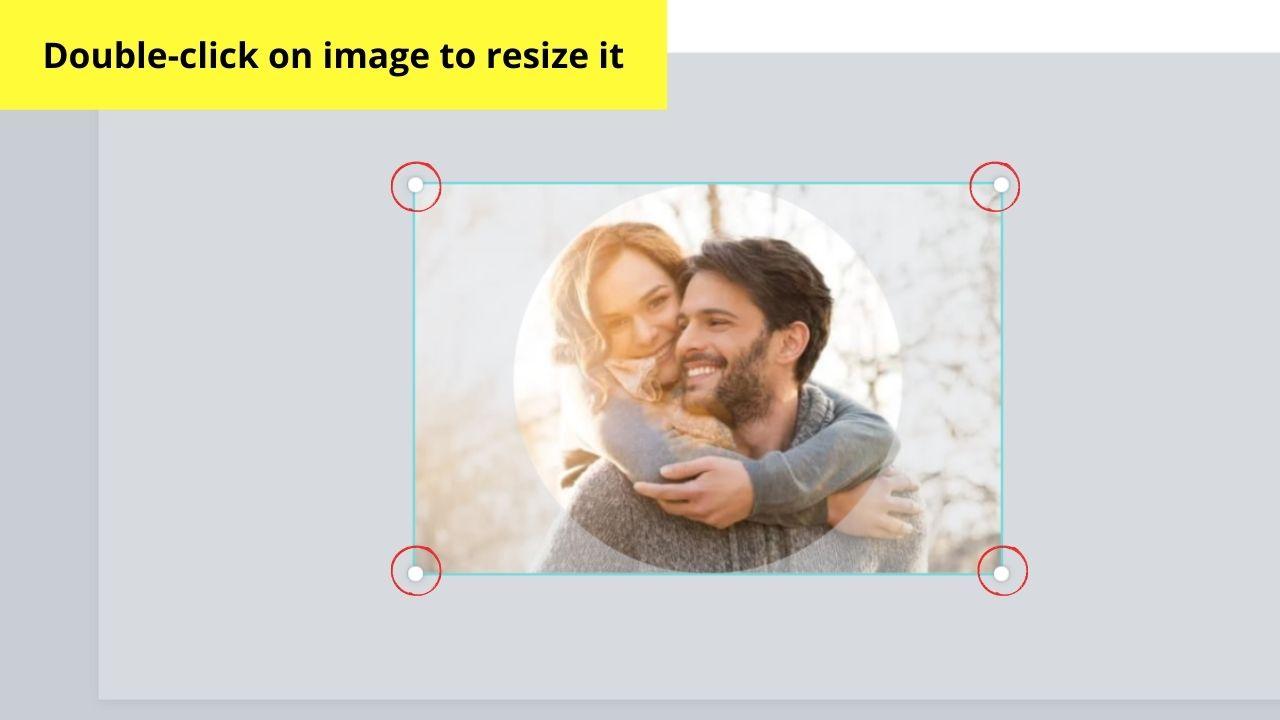 Resizing Image inside Frame