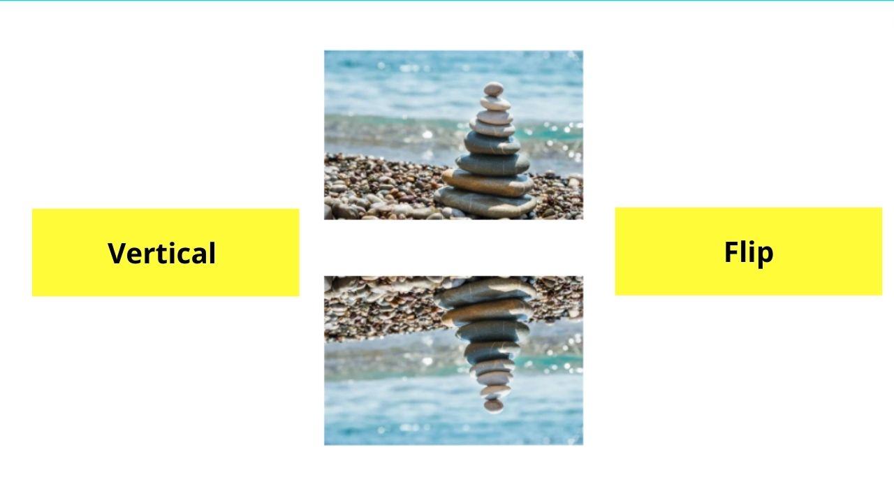 Vertical Mirroring