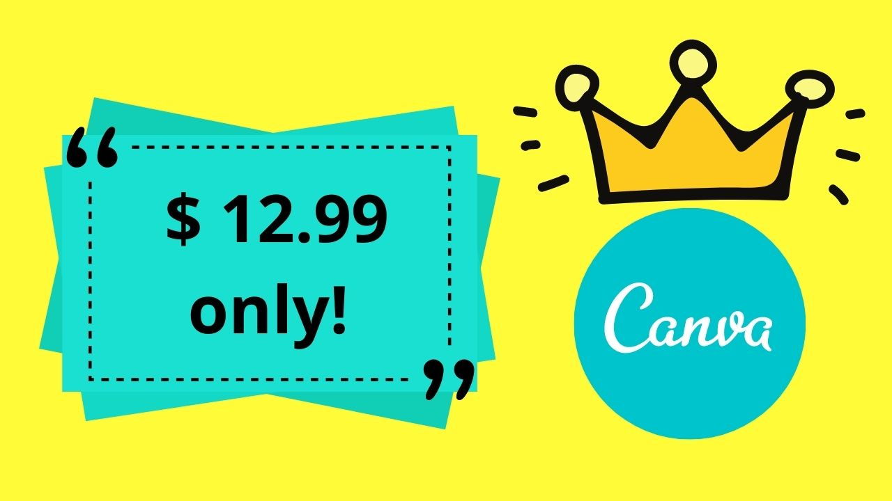 Canva Pro Price