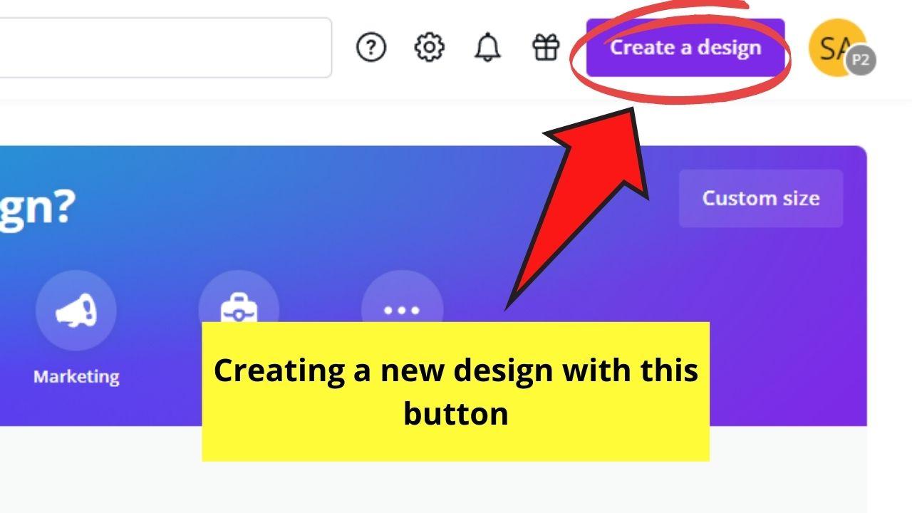 Creating New Design File