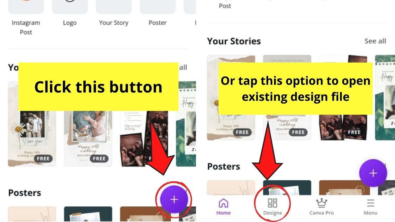 Creating or Opening Design File