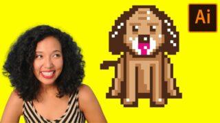 How to Make Pixel Art in Illustrator