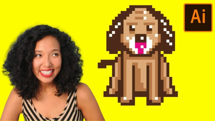 How to Make Pixel Art in Illustrator – The Definitive Guide