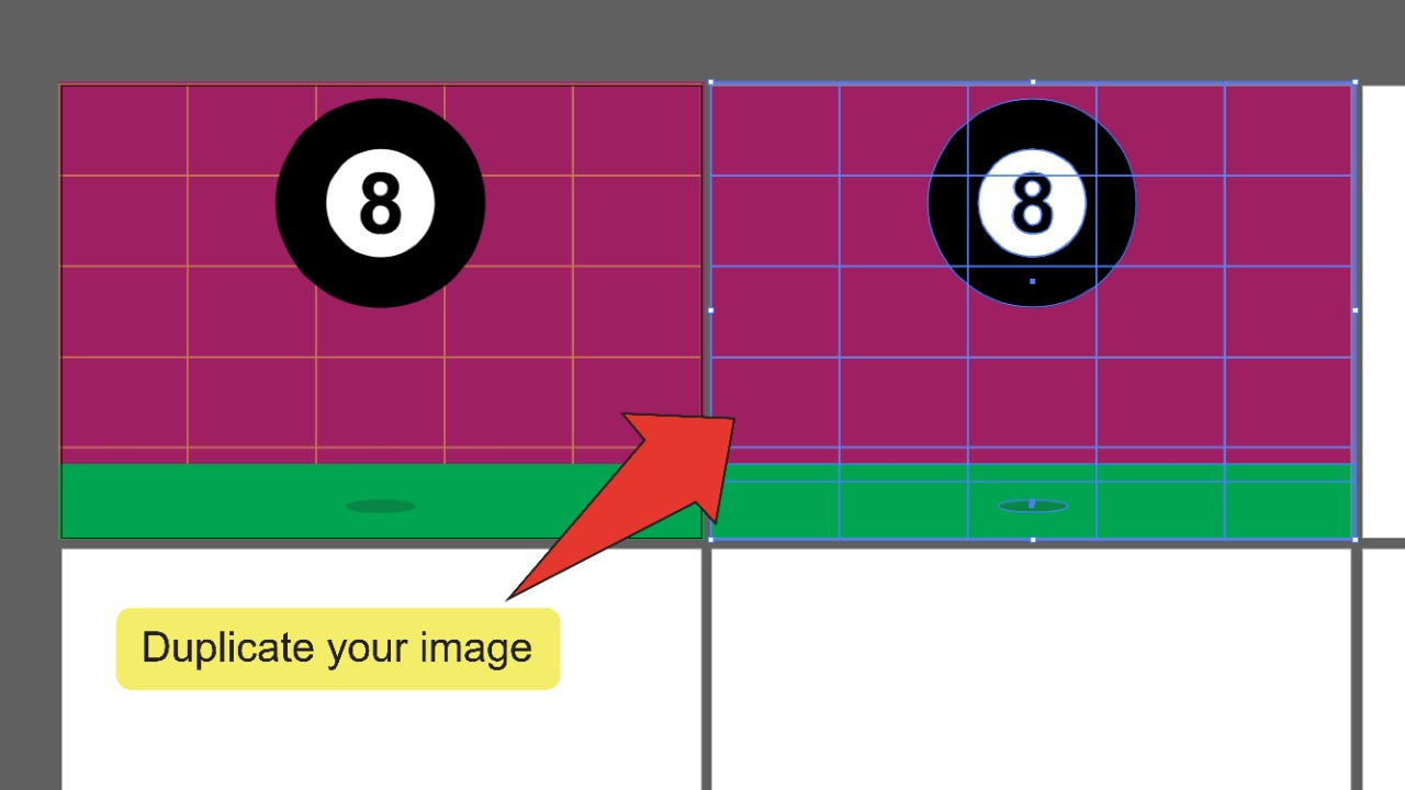 How to make a GIF in Illustrator Step 9