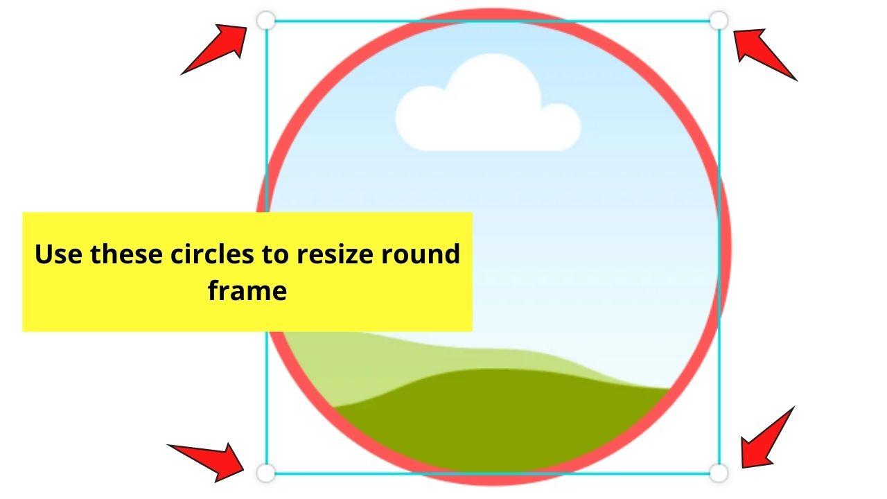 Resizing Frame