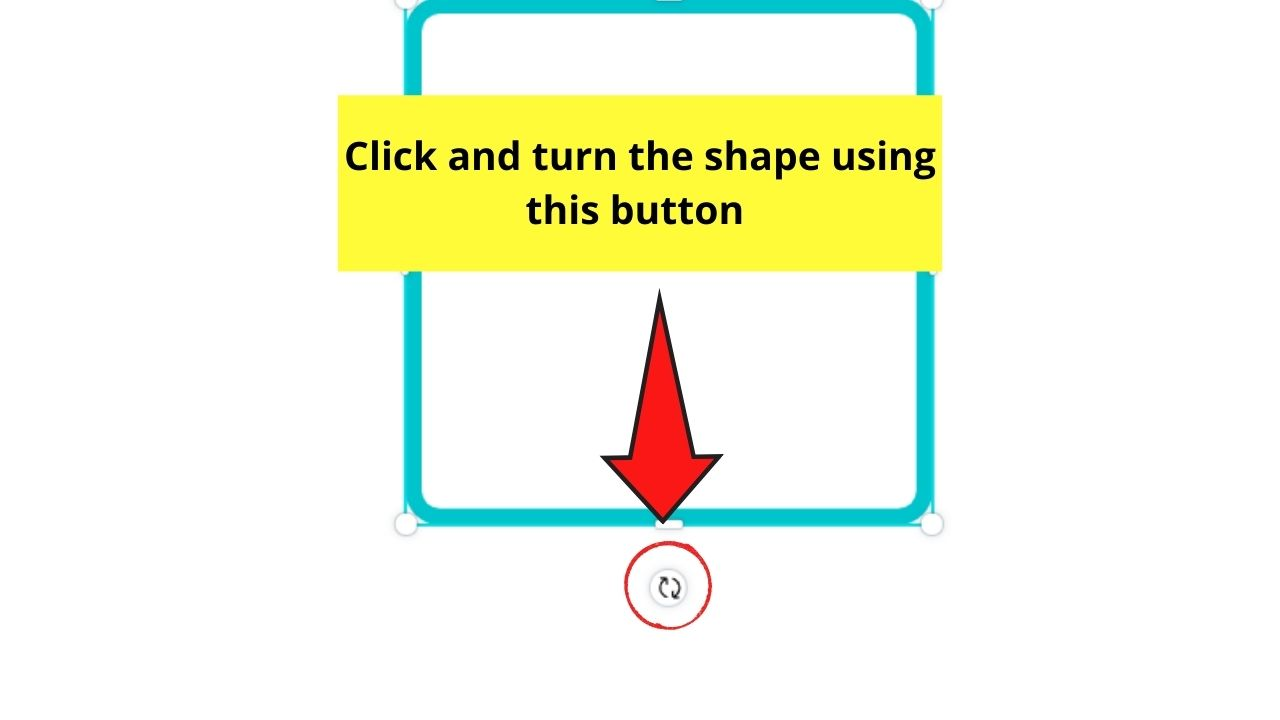 Rotating Shape
